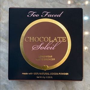 Too Faced Chocolate Soleil Matte Bronzer New